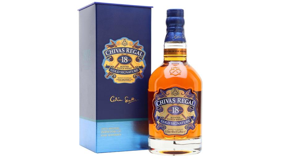 Bảng giá rượu ngoại Chivas Regal