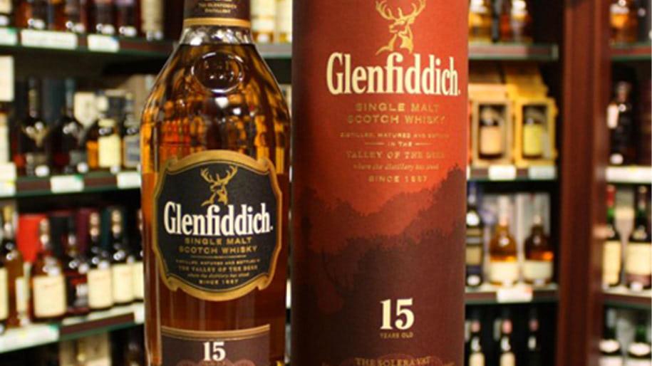 Bảng giá rượu ngoại Glenfiddich