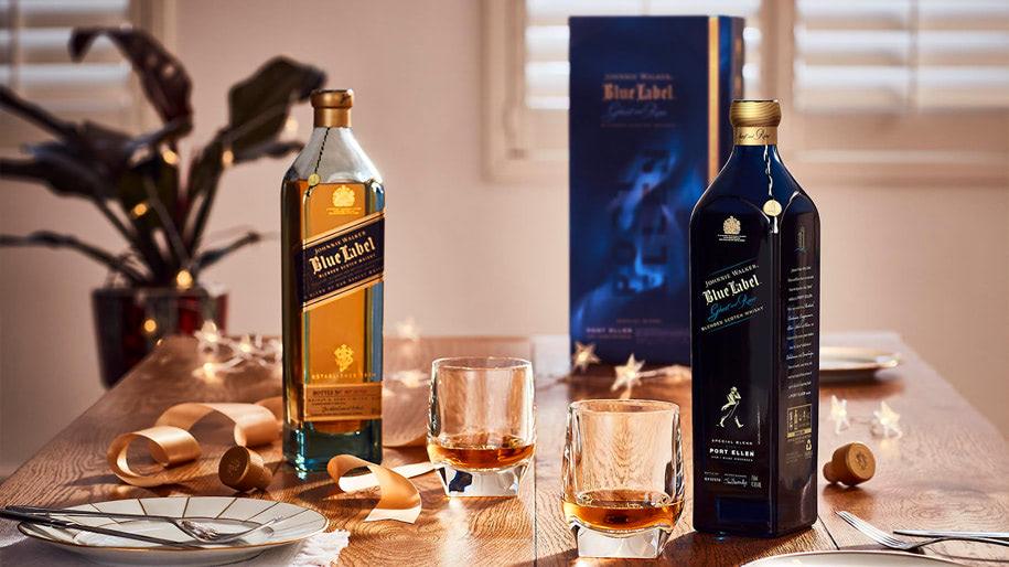 Giá rượu Blue Label 750ml
