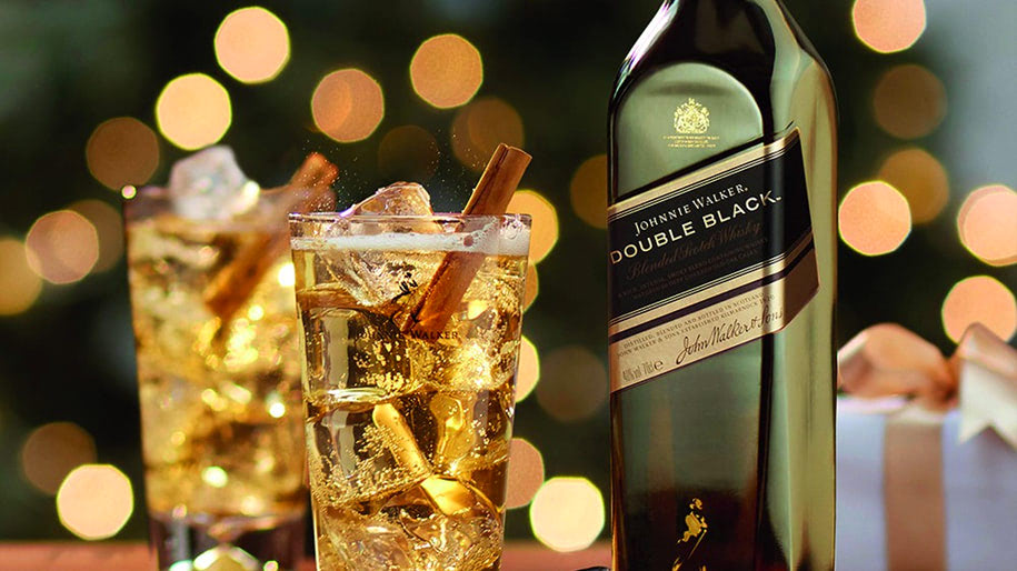 Giá rượu Johnnie Walker Double Black