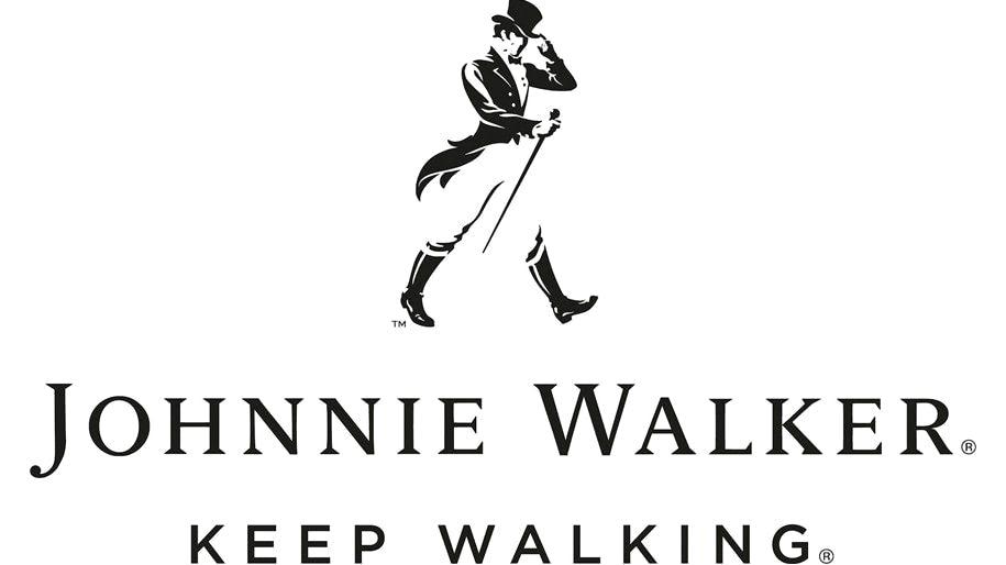 Logo rượu Johnnie Walker