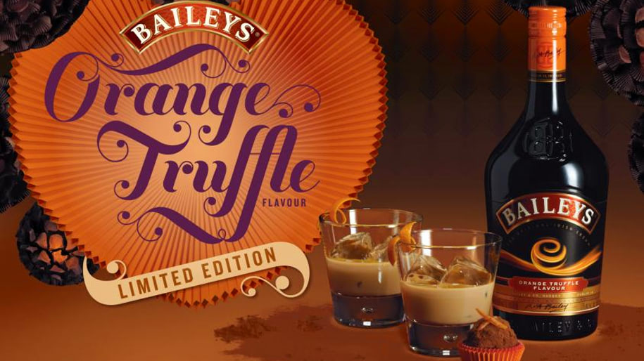 Rượu Baileys orange truffle