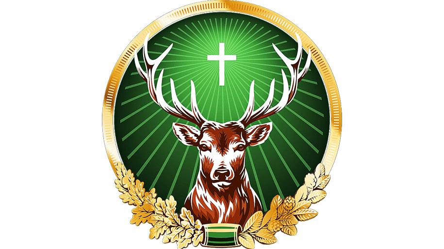 Logo Rượu mùi Jagermeister