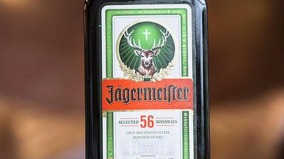 phân biệt Rượu Jagermeister