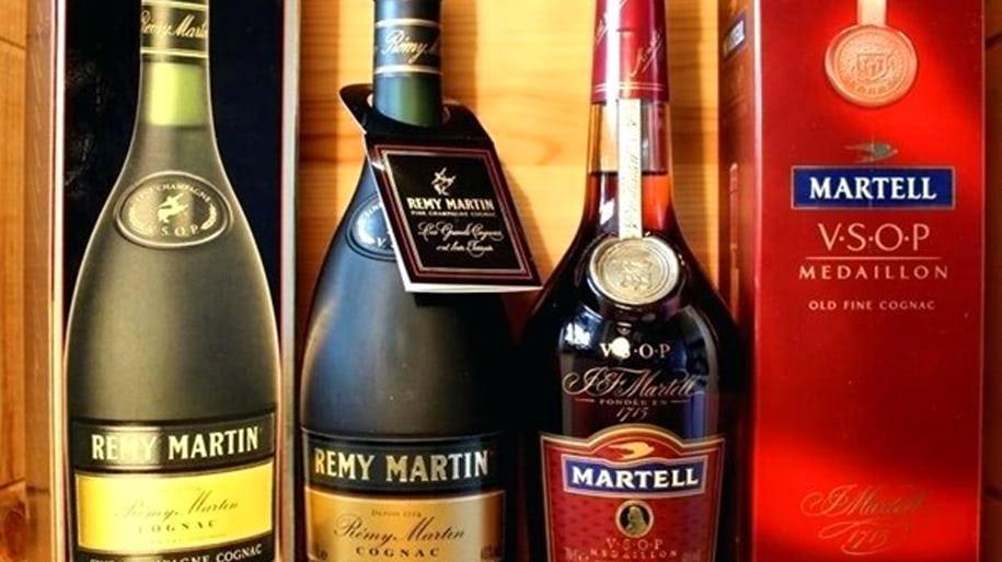 Rémy Martin, Cognac và Rượu mạnh