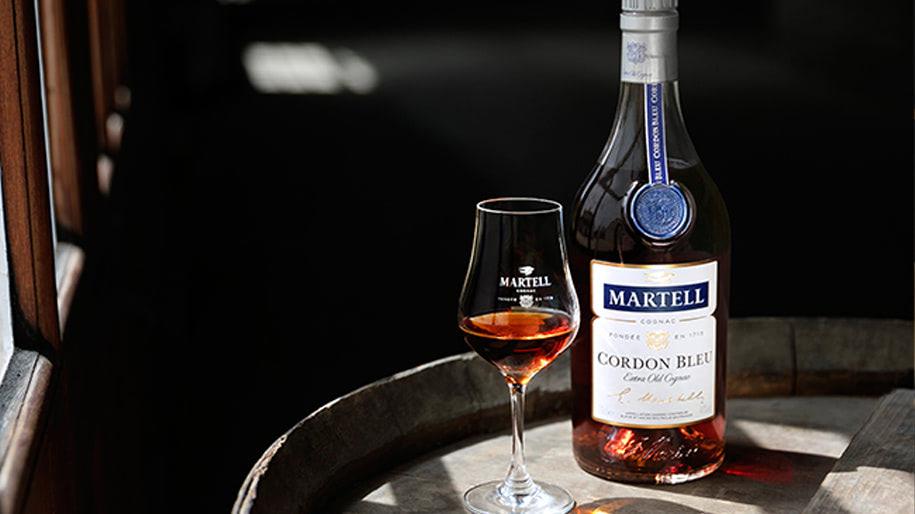 Martell Brandy