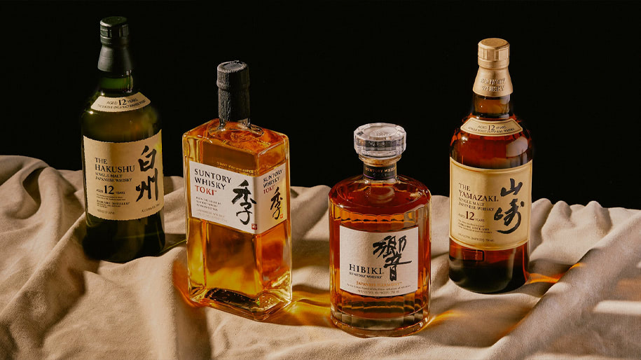 Lịch sử phát triển của Rượu Hibiki