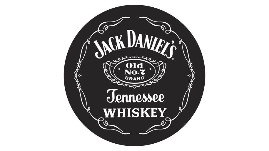 Nét Chữ Jack Daniels Whiskey Logo