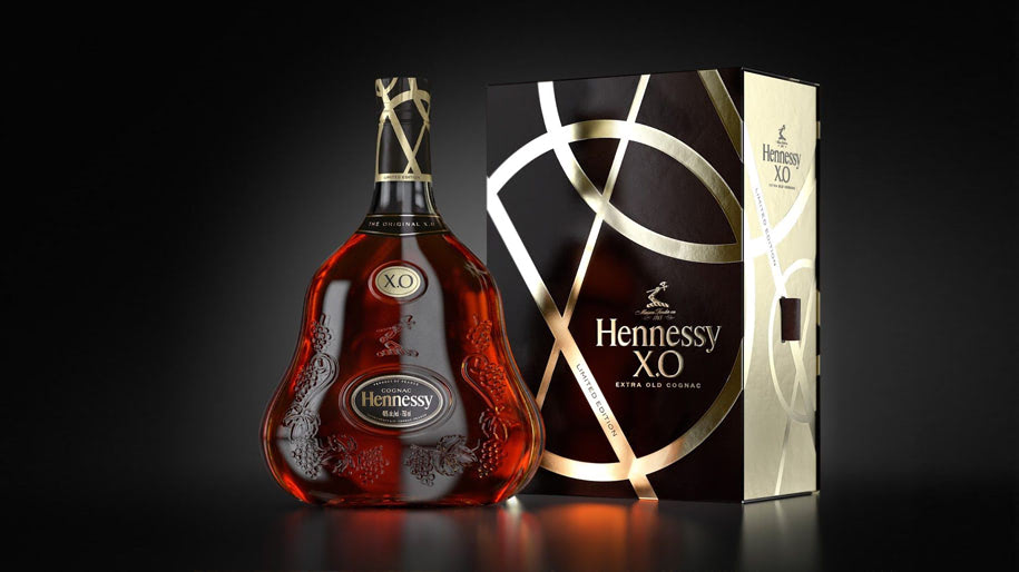 Rượu Hennessy XO