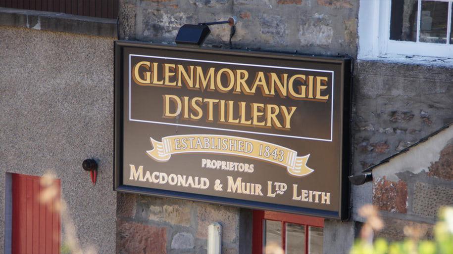 Nhà máy Glenmorangie