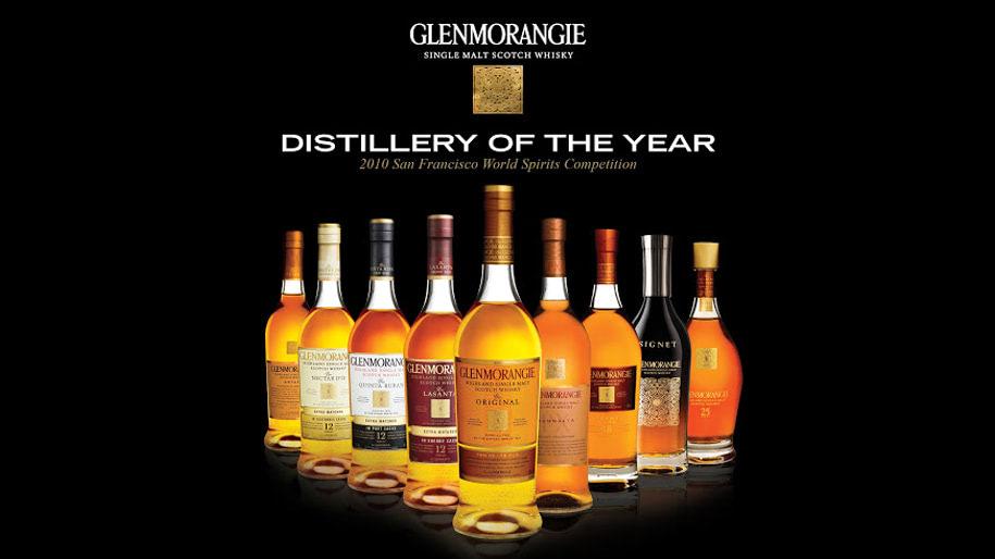kỷ nguyên mới của Glenmorangie