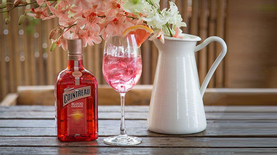 thưởng thức rượu Cointreau