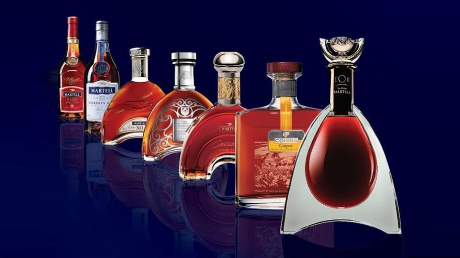 Lịch sử rượu Martell