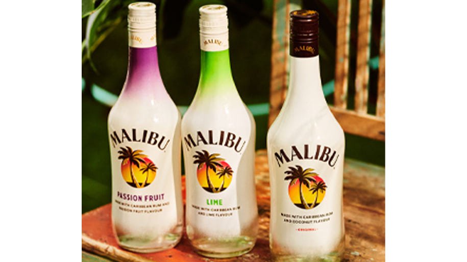 Rượu Rum Malibu