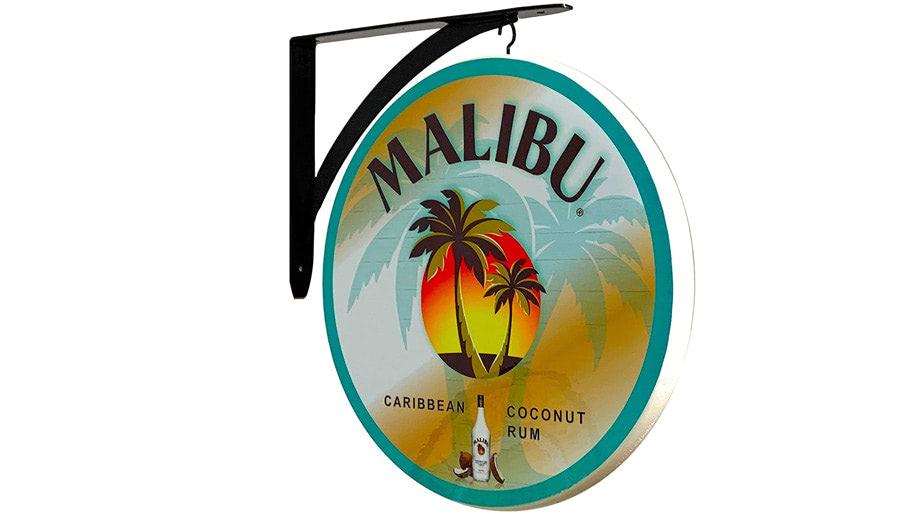 Logo Rượu Malibu