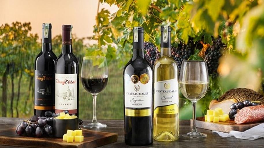 Lịch sử ra đời rượu vang Đà Lạt