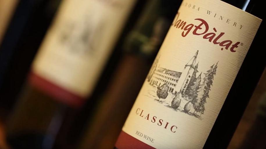 Rượu vang Đà Lạt loại nào ngon nhất
