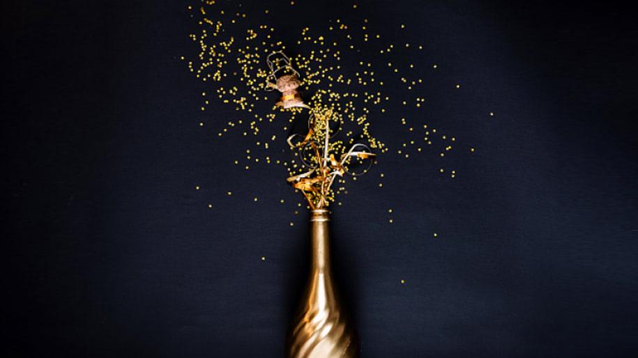 Sparkling - Rượu vang có Gas