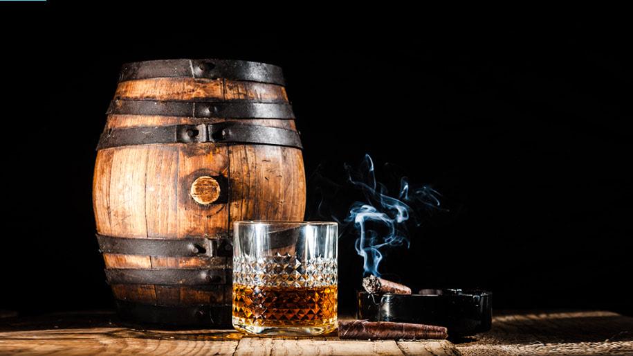 Phân biệt rượu Whiskey với rượu Whisky