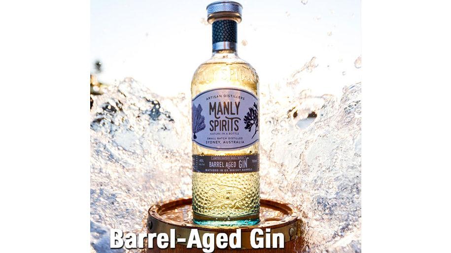 Rượu Barrel-Aged Gin