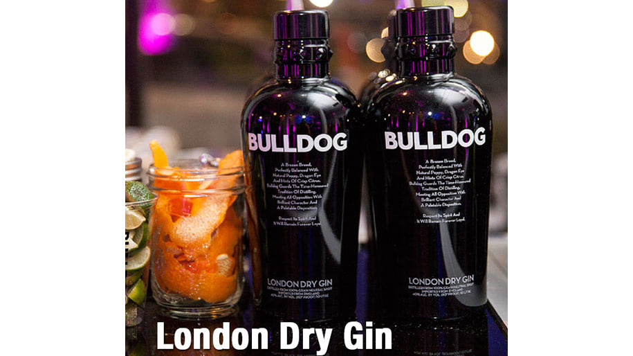 Rượu London Dry Gin