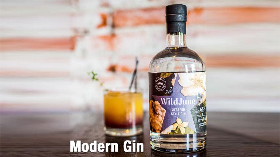 Rượu Modern Gin (New Western Style Gin)