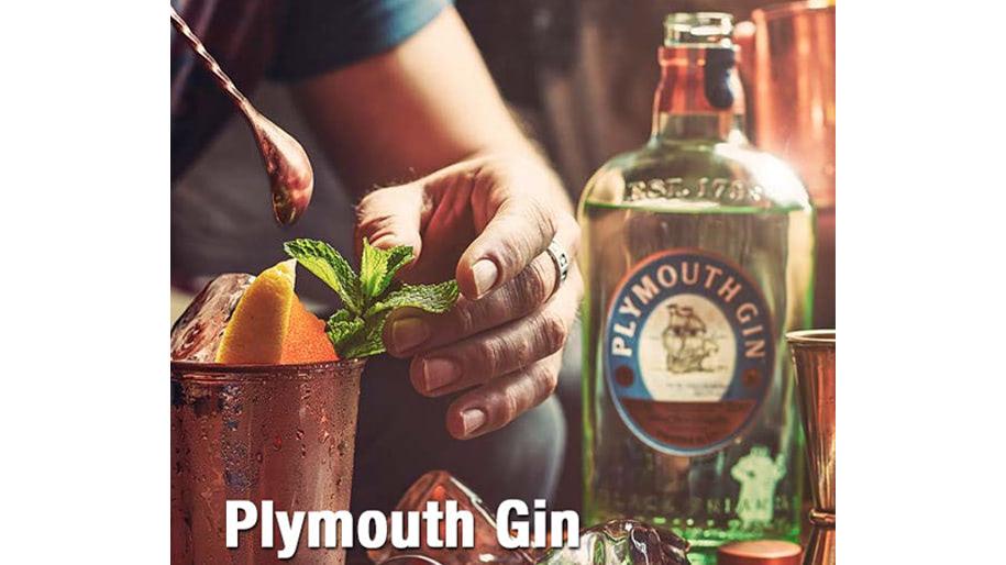 Rượu Plymouth Gin