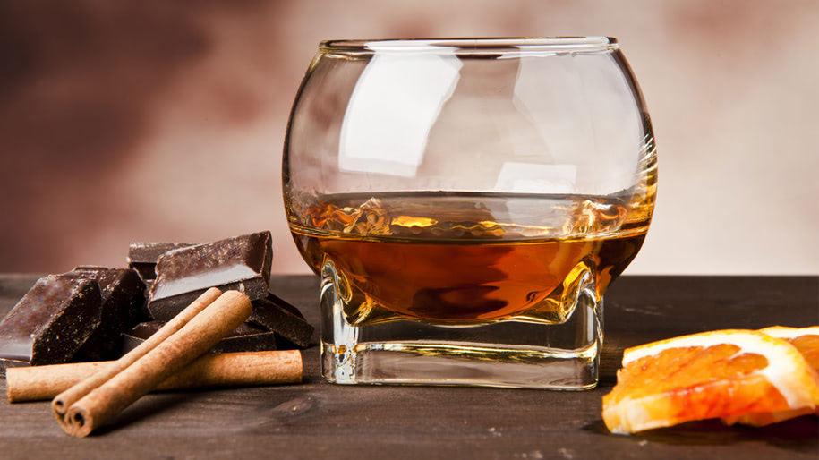 Thưởng thức rượu Brandy