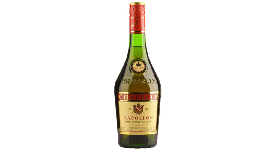 Rượu Chatelle Napoleon rare French Brandy