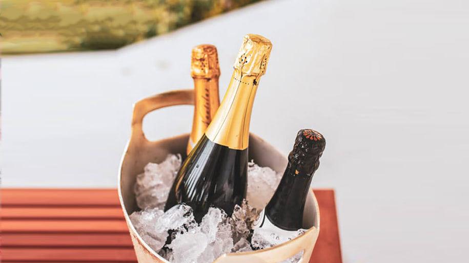 Champagne và rượu Sparkling