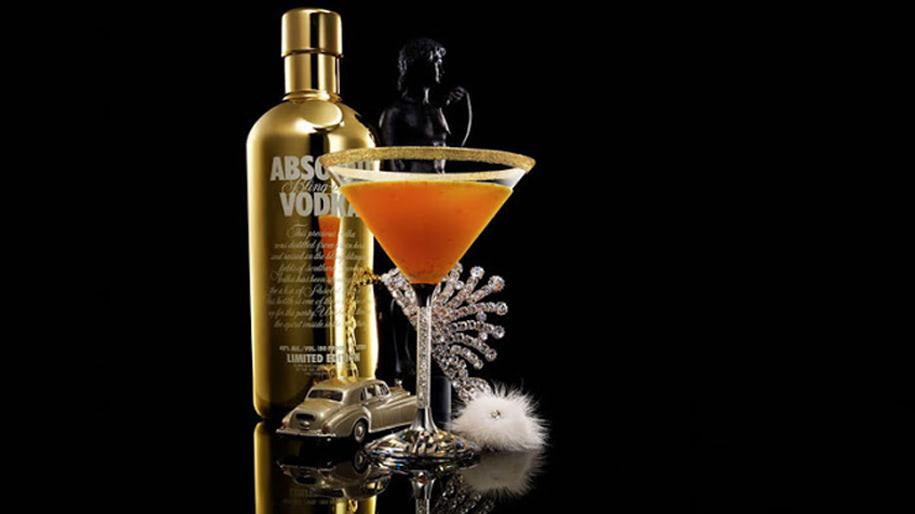 Rượu Absolut thương hiệu Vodka Thụy Điển