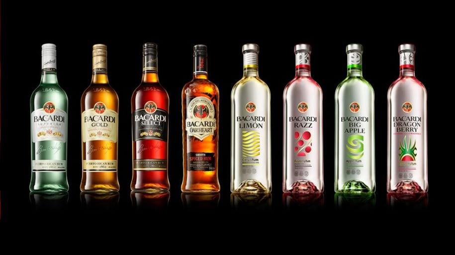 Rượu Rum trái cây