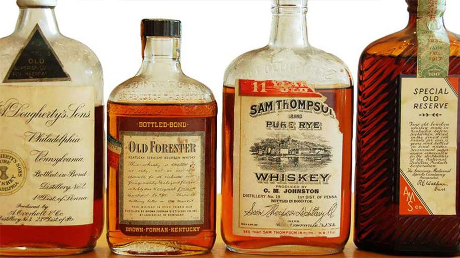 Lịch sử hình thành rượu whisky
