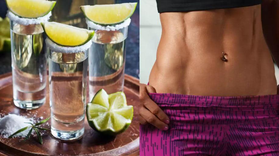 Tequila Tốt cho người tập thể dục