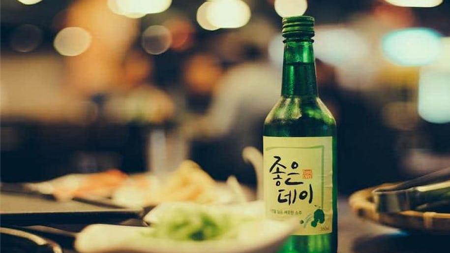 Lịch sử hình thành rượu Soju