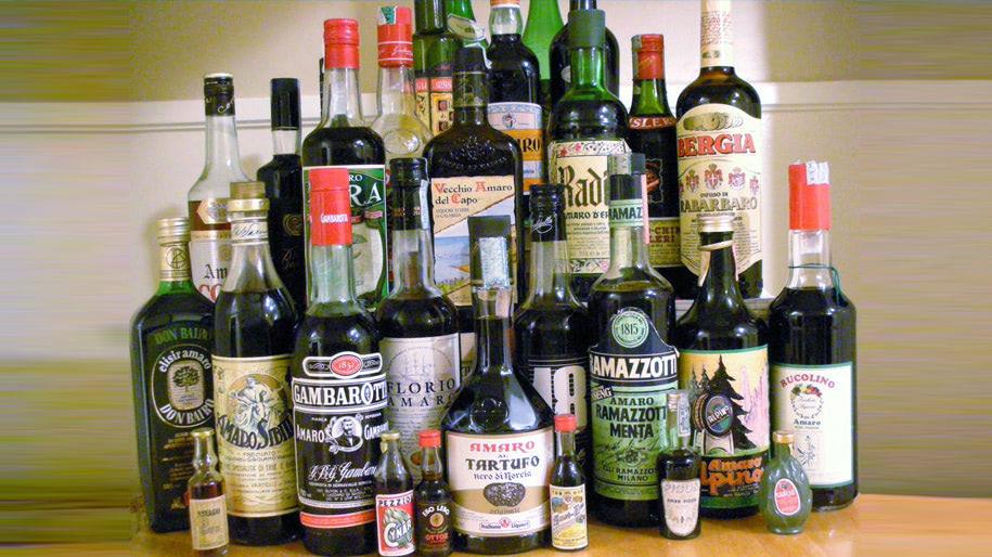Các loại Rượu mùi