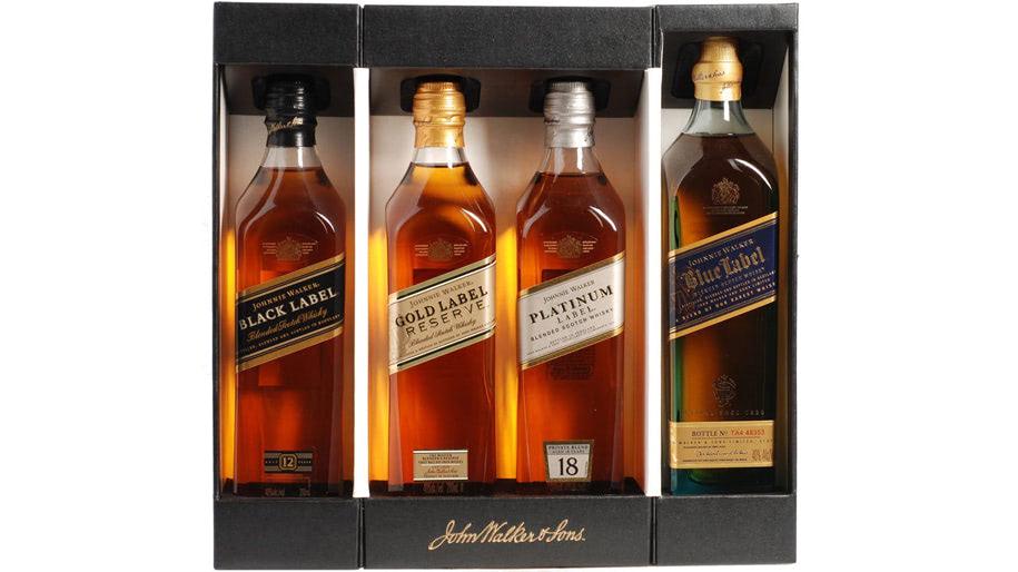 Một số loại rượu Whisky