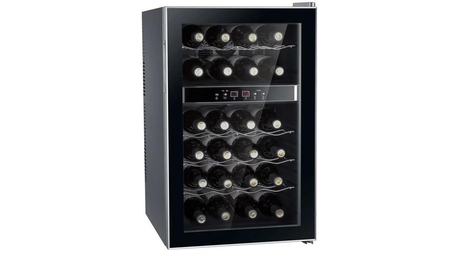 Tủ đựng rượu có 2 đến 3 nhiệt độ