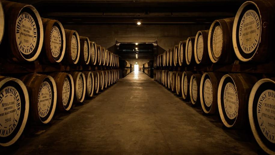 Phân loại Rượu Whisky Theo quy trình sản xuất