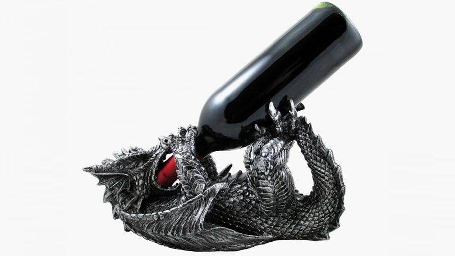 Hộp đựng rượu hình Rồng