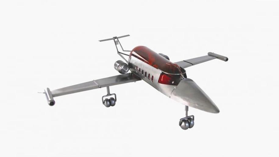 Giá rượu hình máy bay phản lực Wien Holder