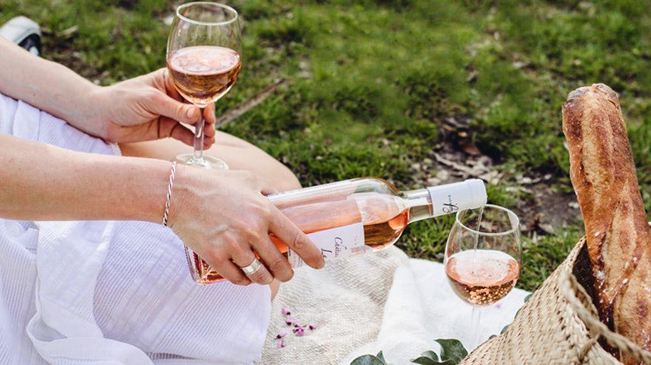 Rượu vang hồng Bordeaux