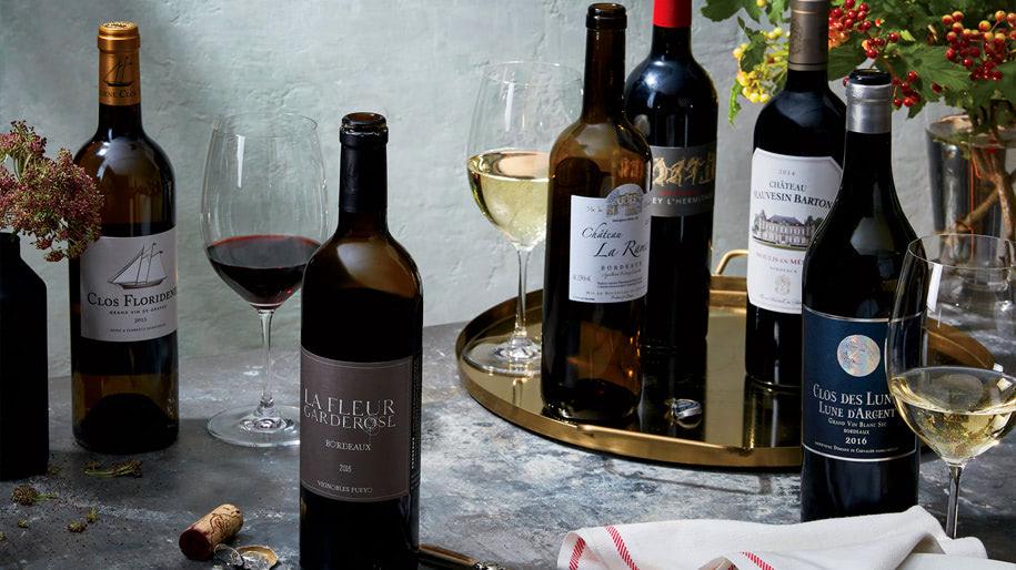 Mùi vị Rượu vang Bordeaux